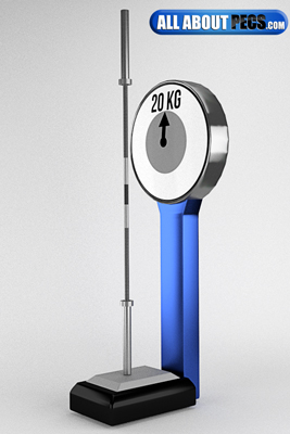 An Olympic Bar Weighs 20kg
