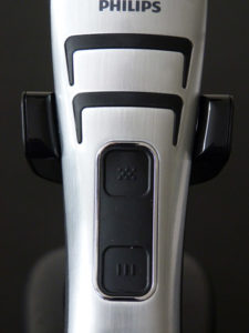 Philips Norelco Bodygroom 7100 buttons